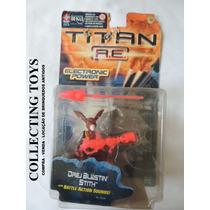 Titan A.e. - Hasbro - Estrela - Lacrada
