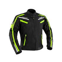 Jaqueta Motociclista Iron X11 100% Impermeável - Lançamento