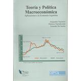 Teoria Y Politica Macroeconomica - Naclerio Y Otros - Edulp