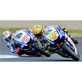 Banner Painel Moto Gp 100x80cm Personalizamos Nome
