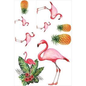 passaro flamingo mdf festas no mercado livre brasil