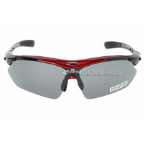 Lentes Deportivos Polarizados Gafas Deportes Extremos Biker