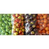 Frutas Chicas Decoración Naranjas Manzanas Peras X Docena