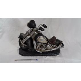 Escultura Harley-davidson Vintage