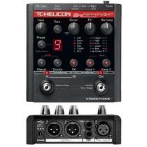 Tc Helicon Harmony Gxt Procesador De Voz Y Efectos Guitarra