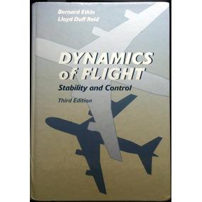 Livro Aviação Projeto Dynamics Of Flight Stability And Contr