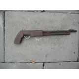 Revolver Pistola De Caño Largo Con Mira