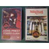 Lote Judas Priest Cassettes Heavy Metal