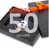 Amaz0n Gift Card De 50 Dolares Para Comprar On Line