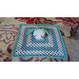 Mantilla De Apego Para Bebe Tejidos Artesanales Crochet