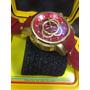 Relógio Invicta S1 Rally Dourado Mostrador Vermelho
