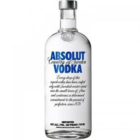 Absolut Vodka Azul 12/750 Ml