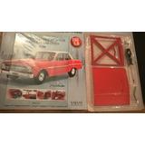 Ford Falcon - Maqueta Para Armar Ed. Salvat Nº 1 - 1/8