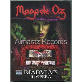 Mago De Oz Diabvlvs In Opera 2cd+dvd - Diabulus