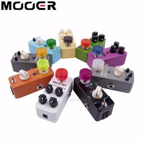 Mooer Toppers Candy Para Pedais Guitarra, Baixo, Outros
