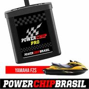 Chip Potência Jet Ski Yamaha Fzs 210hp + 15hp +15%t
