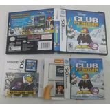Club Penguin - Completo - Disney / Nintendo Ds Lite Dsi 3ds
