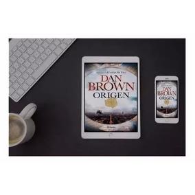 Origen De Dan Brown Colección 7 Libros En Digital