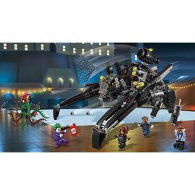 Compativel Lego The Batman O Fugitivo 834 Peças + 6 Bonecos