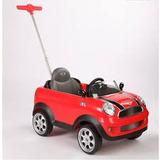 Mini Cooper Push Car Autito Caminador Andador Kiddy Envío