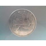 Moneda Liberty 1 Dollar Del Año 1900 Plata Pura