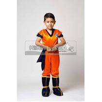 Disfraz Estilo Goku