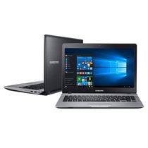 Notebook Samsung Essentials E22 Intel Pentium N3540 Barato