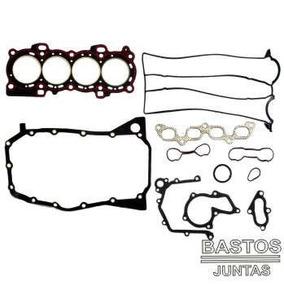 Junta Retifica Motor Zetec S/ret Pack Ford Fiesta 1.4 16v