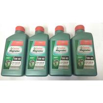 Oleo Castrol Magnatec 5w40 Mf 100% 508 00 Sintetico 4lts