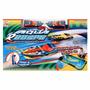 Aqua Racers Deluxe Set Manobras Radicais Divertidas Multkids
