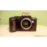 Camara Fotografica Nikon N4004s Reflrex Profesional Analoga