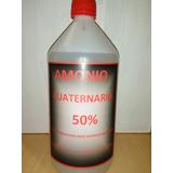 Amonio Cuaternario Al 50% X 1 Litro