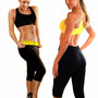 Pack 10 Calza Hot Pants Thermo Shaper Quema Grasa Metinca