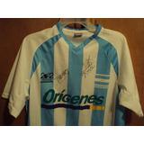 Camiseta Seleccion Voley - Mundial 2002, Autografiada !!