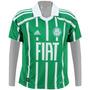 Camisa Adidas Palmeiras Iii 2011/12 Infantil - O57173