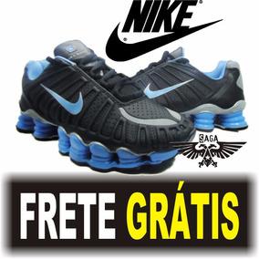 Tênis Nike Shox Tlx 2013 12 Molas Varias Cores,produto Novo!