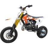 Mini Moto Cross 49cc 2t Rodado 10 -12 Niños Pro Competiciòn