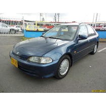 Honda Civic Si Mt 1600cc