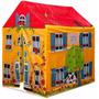 Casa Casita Carpa Infantil De Juegos Para Niños Mundo Manias