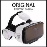 Óculos 3d Bobo Vr Z4 + Controle+ Jogos+ Caixa Selo Aut+ Cabo