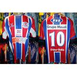 Itumbiara 2013 Camisa Titular Tamanho G Número 10.