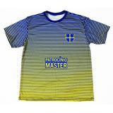 Camisa Futebol Personalizado Time Uniforme Fardamento Promo
