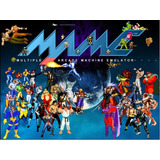 Emulador Mame Arcade + 1800 Juegos Lite