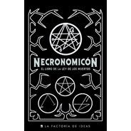 Necronomicon El Libro De La Ley De Los Muertos Tapa Blanda