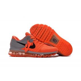air max naranjas