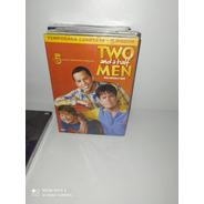 Dvd Dois Homens E Meio 5ª Temporada Completa