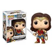 Pop! Mulher Maravilha Wonder Woman 206   Dc Comics