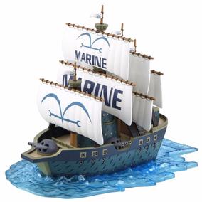 Barco Armar Marine Warship Grand Ship One Piece Bandai Japan