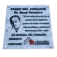 Placa De Mármol, Funeraria, Cementerio, Panteon,lapida 40x30