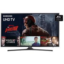 Smart Tv 40 Ultra Hd 4k Wifi, 2 Usb, 3 Hdmi - Samsung